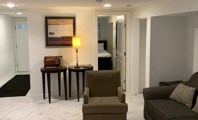 Lovely Lower Level Two Bedroom Home